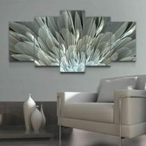 Quadro Decorativo Mosaico Folhas - Caverna Quadros