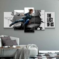 Quadro Decorativo Mosaico The Last Of Us - Caverna Quadros