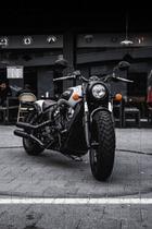Quadro Decorativo Moto Quebra-cabeça 300 Peças - Reidopendrive