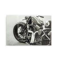 Quadro Decorativo Moto Retro 1 - Az design