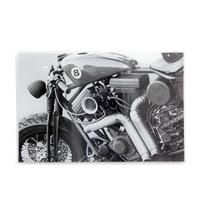 Quadro Decorativo  Moto Retro 2 - Az design