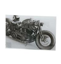 Quadro Decorativo Moto Retro 3 - Az design