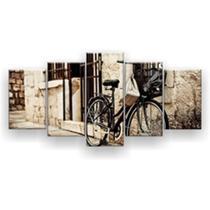 Quadro Decorativo Parede Bicicleta - Caverna Quadros