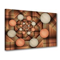 Quadro Decorativo Parede Sala Abstrato 2316 - Podium