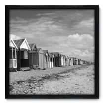 Quadro Decorativo - Praia - 50cm x 50cm - 080qnpcp - Allodi