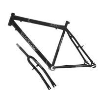 Quadro Em Aço Carbono Ultra Bike Aro 26 Com Garfo Masculino - Ultra Bikes