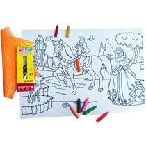 Quadro Mágico - Reino Encantado - Kits for Kids -