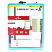 Quadro Magnetico Organizer Quadro de Tarefas Win Paper - Wincy