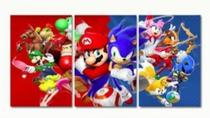 Quadro Mosaico 3 Peças Super Mário/sonyc Jogos/videogame - Neyrad