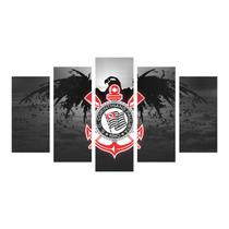 Quadro Mosaico Corinthians - Time