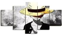 Quadro Mosaicos One Piece Monkey D. Luffy - Mr Decorações / Paradecoração