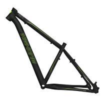 Quadro Mtb Ciclismo High One Neo Aro 29 Tam 21 Preto/Verde -