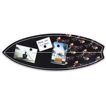 Quadro Mural Painel Magnético Para Fotos Prancha de Surf - Gton