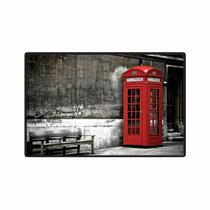 Quadro Placa Decorativa - Londres Telefone - Maison de lele