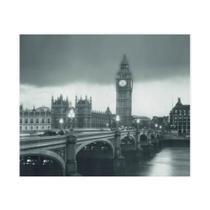 Quadro Quadrado London 30 x 30 x 2,5 cm D164419 - Inova