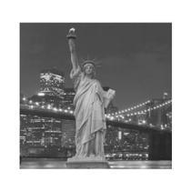 Quadro Quadrado New York 30 x 30 x 2,5 cm D164417 - Inova