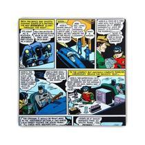 Quadro Quadrinhos Batman E Robin Dc 3 - Dc comics