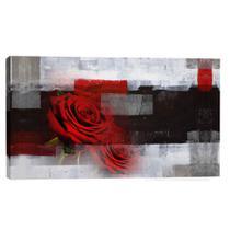 Quadro Rosas Vermelhas 55x100cm - Uniart