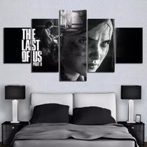 Quadros Decorativos Ellie The Last Of Us Parte 2 - E.G.M Personalizados