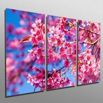 Quadros Decorativos Sala Quarto Árvore de Cerejeira - Conspecto