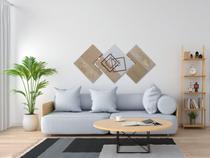 Quadros Para Sala de Estar Grande 60x120 cm Interiores - Decorando Com Brilho
