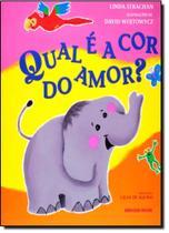 Qual É a Cor do Amor - Brinque book