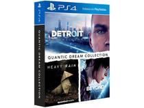 Quantic Dream Collection para PS4 - Quantic Dream