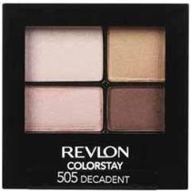 Quarteto de Sombras Revlon Colorstay Decadent 505 -