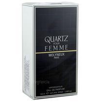 Quartz Femme Feminino Eau de Parfum 100ml - Molyneux
