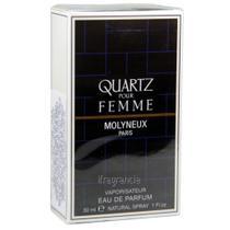 Quartz Femme Feminino Eau de Parfum 30ml - Molyneux