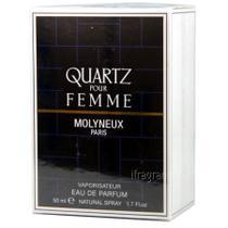 Quartz Femme Feminino Eau de Parfum 50ml - Molyneux