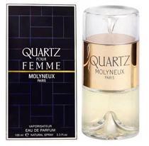 Quartz Femme Feminino Eau de Parfum Molyneux -
