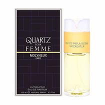 Quartz Pour Femme Molyneux Eau de Parfum 30ml - Perfume Feminino -