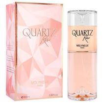 Quartz Rose Molyneux Paris 100ml - Perfume Feminino Original -