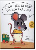 Que Tem Dentro da Sua Fralda O - Brinque Book