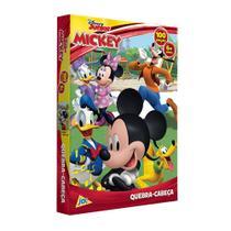 Quebra-cabeça 100 peças Turma do Mickey Jak -