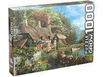 Quebra-cabeça 1000 Peças Casa no Lago - Grow