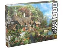 Quebra-cabeça 1000 Peças Casa no Lago - Grow -