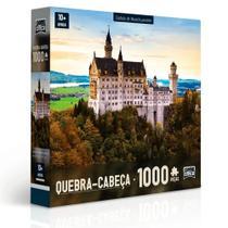 Quebra Cabeça 1000 Peças Castelo de Neuschwanstein - Toyster -