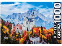 Quebra-cabeça 1000 Peças Castelo Neuschwantein - Grow