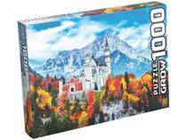 Quebra-cabeça 1000 Peças Castelo Neuschwantein - Grow -