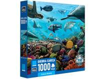 Quebra-cabeça 1000 Peças Game Office - Criaturas Marinhas Toyster