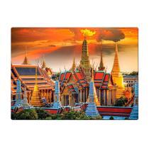 Quebra Cabeça 1000 Peças Grande Palácio de Bangkok Toyster -