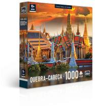 Quebra-Cabeça 1000 Peças - Grande Palácio de Bangkok - Toyster