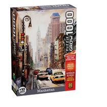 Quebra Cabeça 1000 peças Manhattan - GROW -