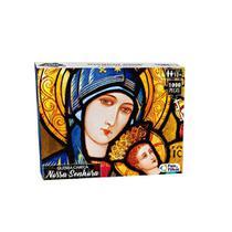 Quebra-Cabeça 1000 peças Nossa Senhora - Pais e Filhos - Pais & Filhos