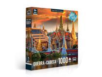 Quebra Cabeça 1000 Peças - Palácio De Bangkok - Toyster