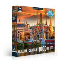 Quebra Cabeça 1000 Peças Palácio de Bangkok - Toyster -