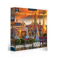Quebra-Cabeça 1000 peças Palácio de Bangkok - Toyster -
