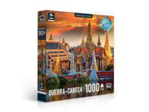 Quebra Cabeça 1000 Peças - Palácio De Bangkok - Toyster -